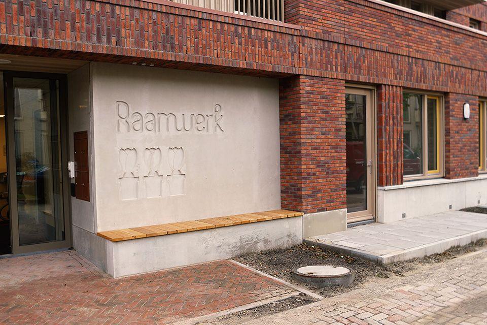 Raamwerk - Duinrand