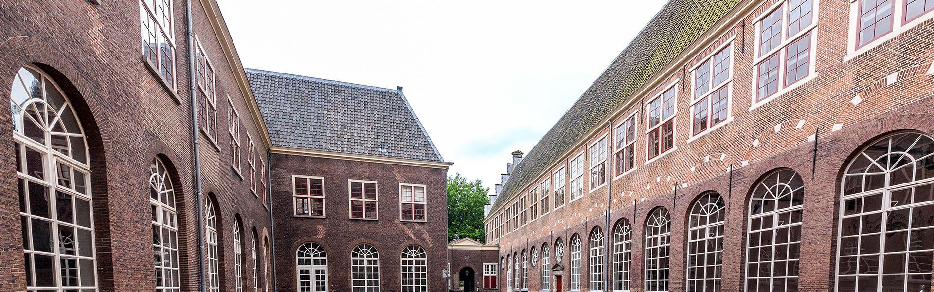 Het Voormalig Weeshuis, Leiden